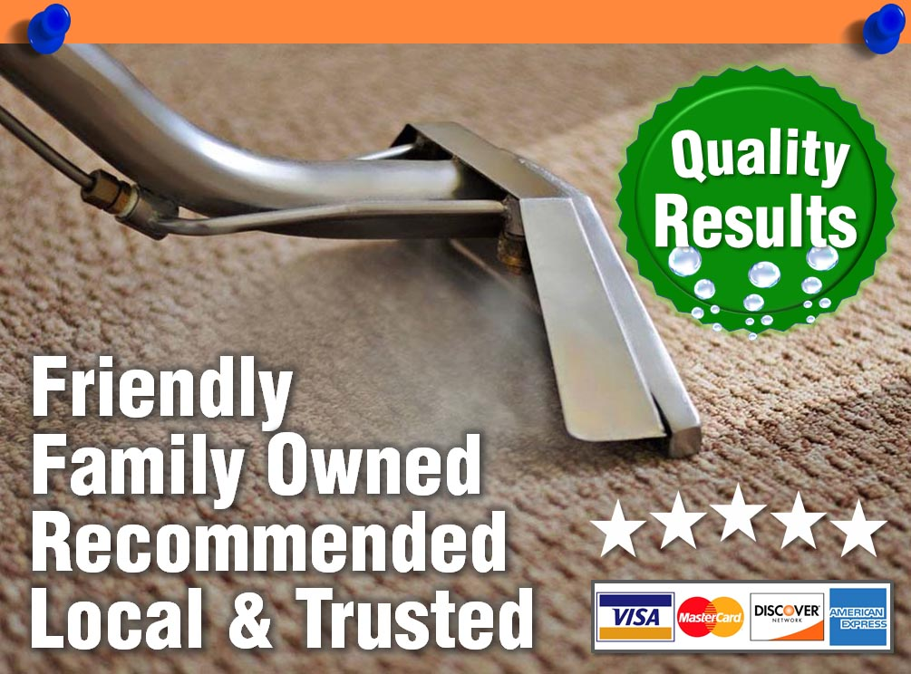 Family Owned and Operated. Trusted. Recommended.